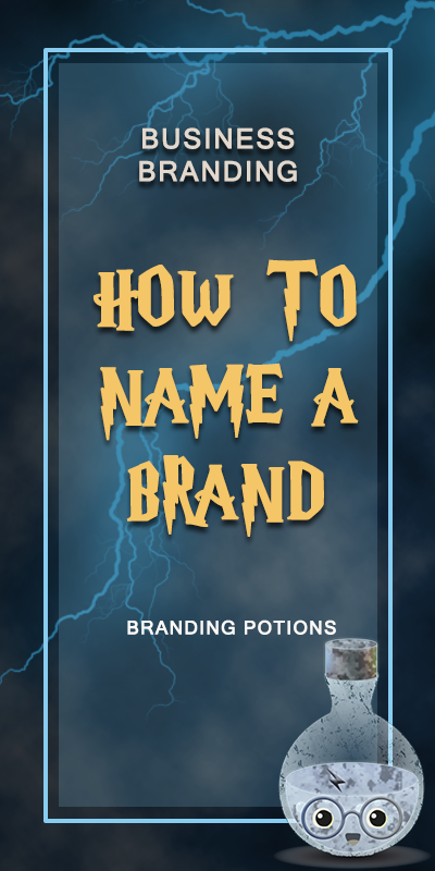 How to Name a Brand