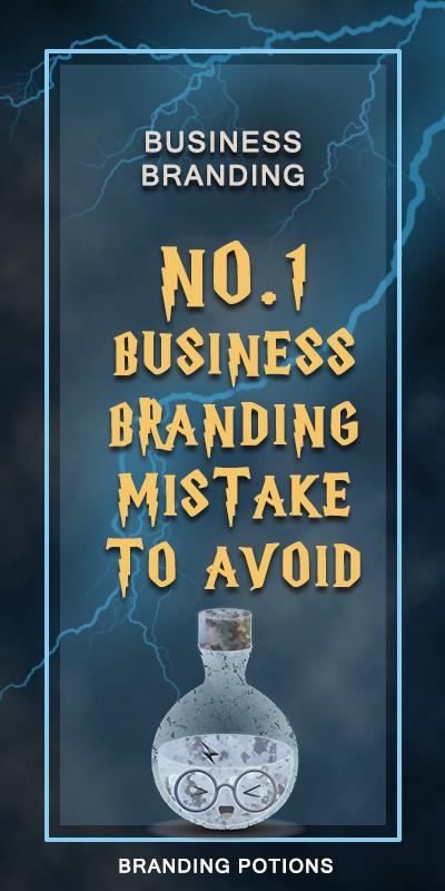 business branding mistake to avoid f
