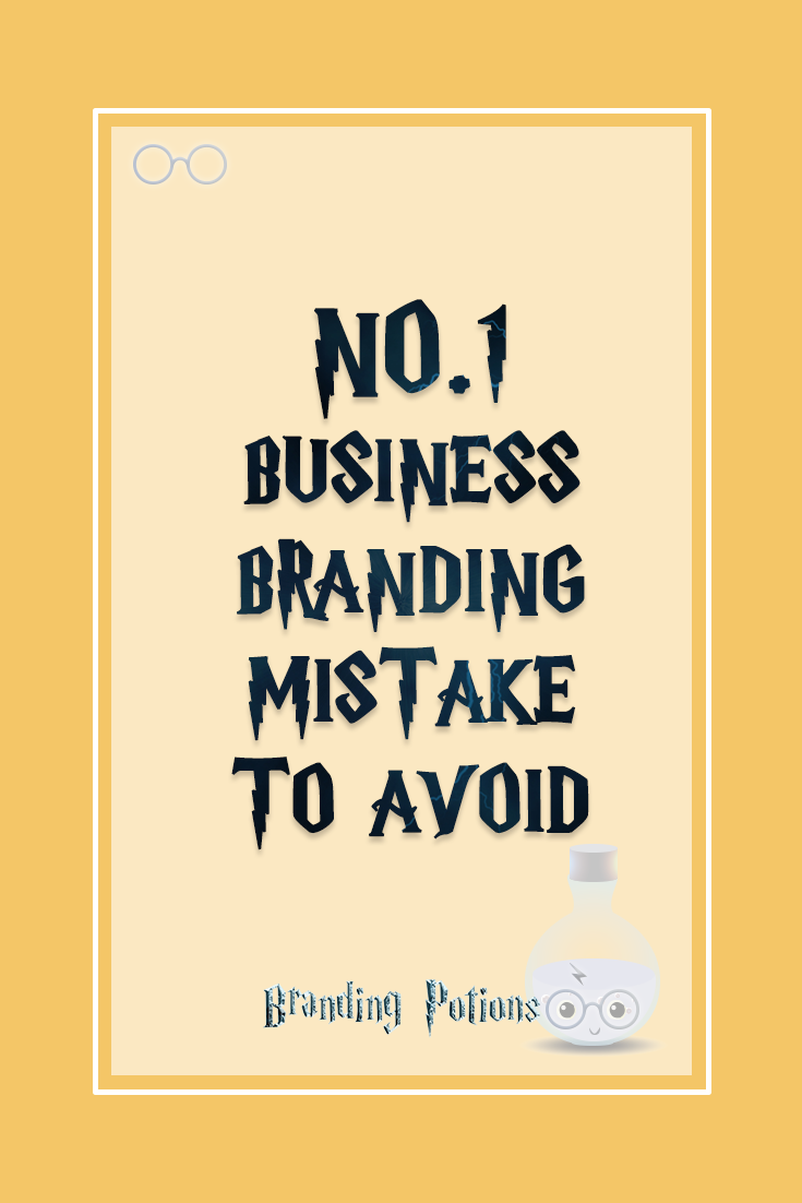 business branding mistake to avoid